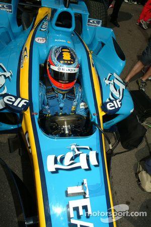 Фернандо Алонсо, Renault R24
