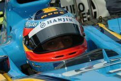#124 2004 Renault R24, class 16: Фернандо Алонсо