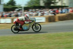#19 Honda RC166 de 1966: Bob Heath