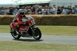Kawasaki KR750 1975 : Steve Parrish
