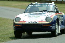#959 1985 Porsche 959 Paris-Dakar, klasse 17