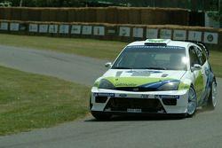 #112 Ford Focus WRC de 2005 : Richard Parry-Jones