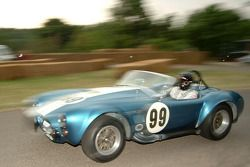 #99 1964 Shelby Cobra 427S/C, class 7: Bill Murray