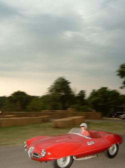 #123 Alfa Romeo 1900 Disco Volante Spider de 1952: Francesca Grimaldi