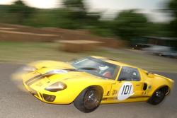 #127 Ford GT40 de 1965