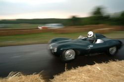 Prototype short nose D-Type Jaguar