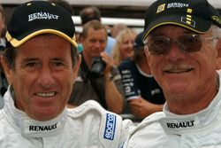 Jean Ragnotti and Jean-Pierre Jaussaud