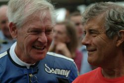Sammy Miller and Giacomo Agostini