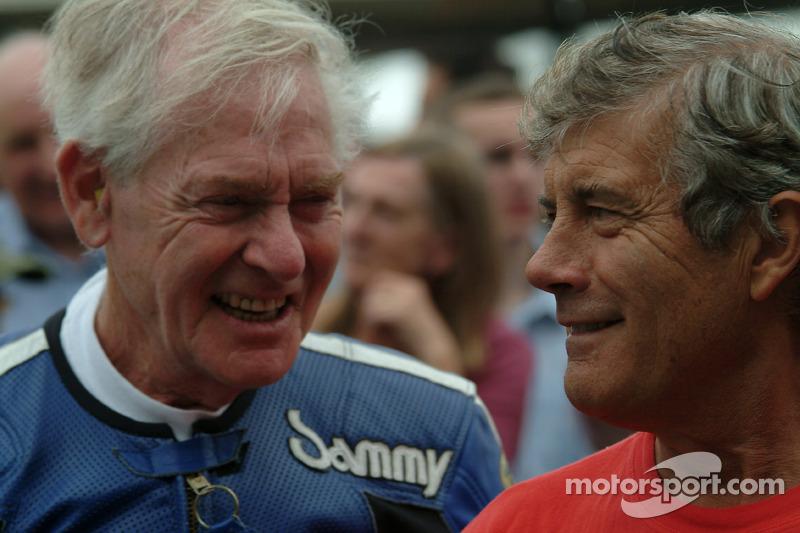 Sammy Miller et Giacomo Agostini
