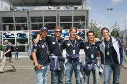 Red Bull Salzburg football team players