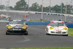 #14 Autometrics Motorsports Porsche GT3 Cup: Cory Friedman, Leh Keen, #94 Autometrics Motorsports Porsche GT3 Cup: John Brown III, Mac McGehee