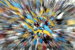 Les fans Renault F1 à Magny-Cours