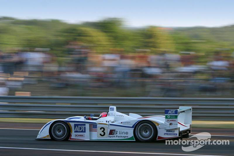 Champion Racing Audi R8 : JJ Lehto, Marco Werner, Tom Kristensen