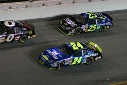 Jeff Gordon et Brian Vickers