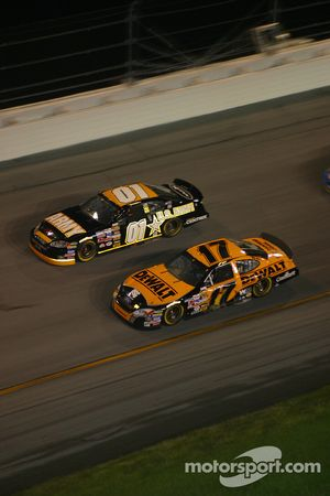 Joe Nemechek et Matt Kenseth