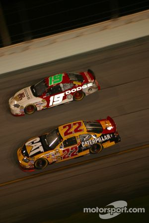 Scott Wimmer et Jeremy Mayfield