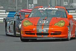#61 SAMAX Porsche GT3 Cup: Ryan Dalziel, John Dalziel