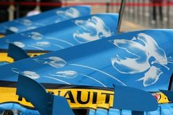 Renault engine covers
