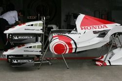 BAR-Honda body parts