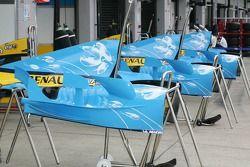 Renault body parts