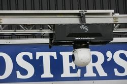 TV camera at Silverstone