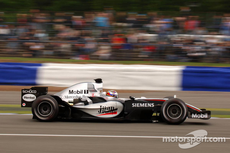 2005 - Juan Pablo Montoya, McLaren