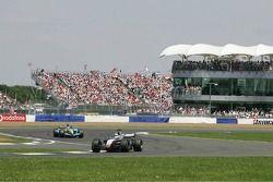 Kimi Raikkonen y Fernando Alonso