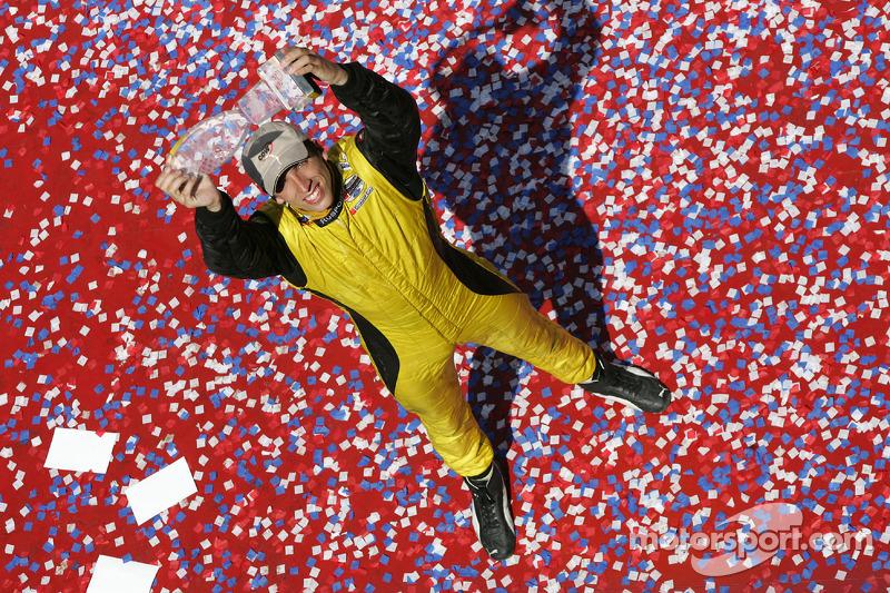 2005: Justin Wilson wint eerste Champ Car race in Toronto