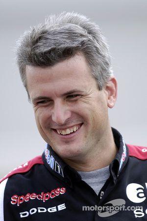 Matt Borland, crew chief for Ryan Newman