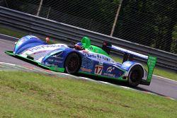 #17 Pescarolo Sport Pescarolo C60 Judd: Jean-Christophe Boullion, Emmanuel Collard
