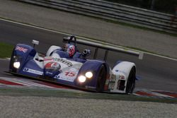 #15 Zytek Motorsport Zytek 04S: Hayanari Shimoda, Tom Chilton