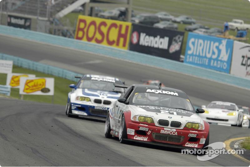 Prototype Technology Group BMW M3 : Joey Hand, Bill Auberlen, Kelly Collins