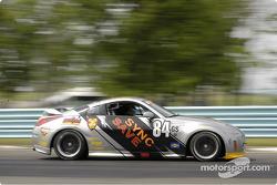 #84 DWW/GorillaRacing.com Nissan 350Z: Steve Gorriaran, Peter Macleod