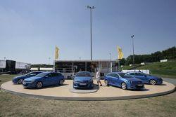 Opel display area