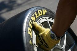 Dunlop tire