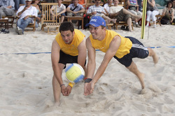 DTM beach volley tournament: Marcel Fassler