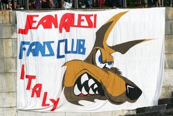 Fan club of Jean Alesi