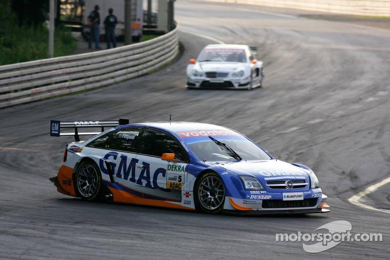 Emerson Fittipaldi at Norisring