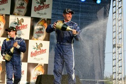 Champagne for Mick Doohan