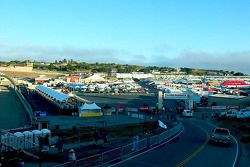 Fahrerlager am Laguna Seca Raceway