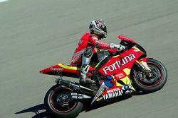 Ruben Xaus, Yamaha