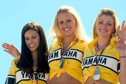 The Yamaha Girls say