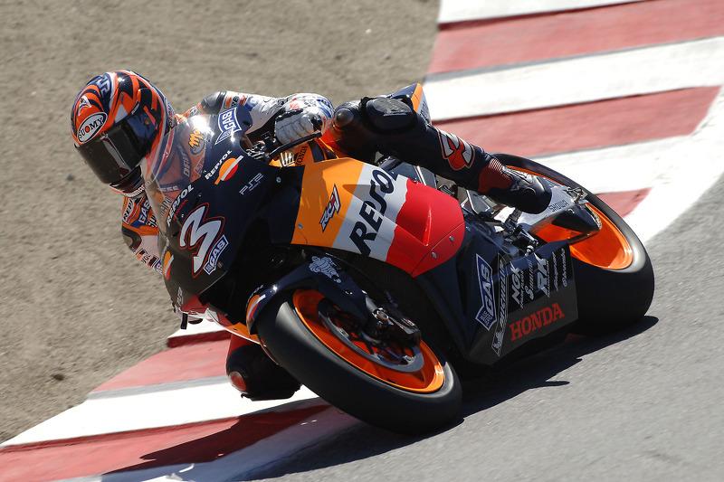 2005: Max Biaggi - GP da Espanha - 7º lugar