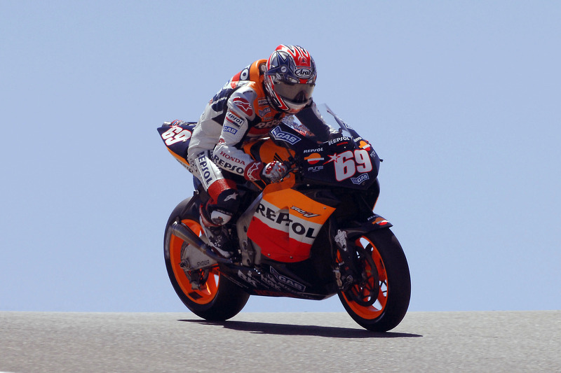 2005: First victory at Laguna Seca