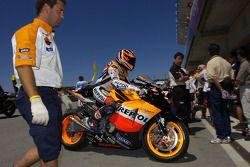 Max Biaggi, Repsol Honda Team