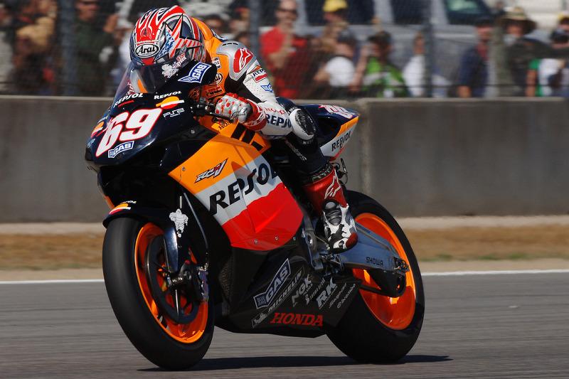 Laguna Seca 2005: De eerste MotoGP-zege