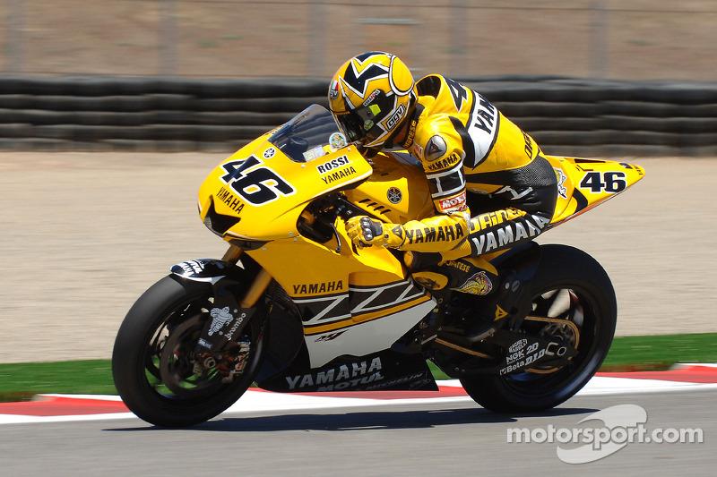 Laguna Seca 2005: 3er lugar con diseño especial de Yamaha