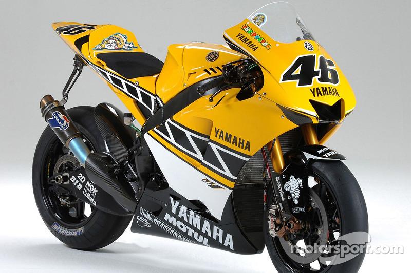 Yamaha YZR-M1 (GP Estados Unidos 2005)