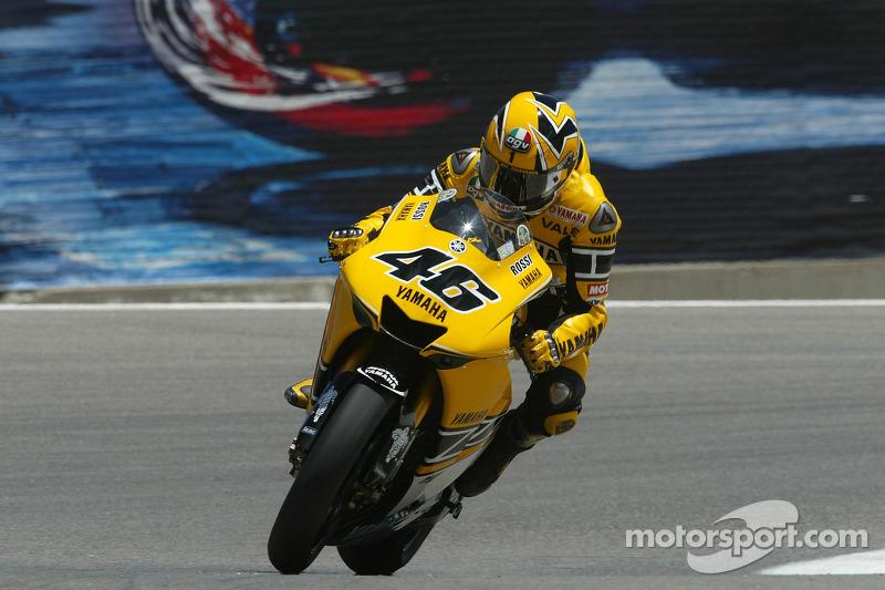 2005 - Yamaha (MotoGP) - Laguna Seca