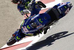 Sturz: Marco Melandri, Honda